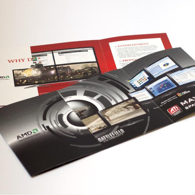 ati eyeinfinity insert brochure roger tsang design